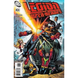 Legion of Super-Heroes Vol. 5 Issue 43