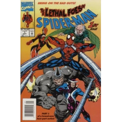 Lethal Foes of Spider-Man  Issue 1