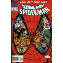 Lethal Foes of Spider-Man  Issue 3