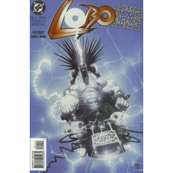 Lobo: In the Chair  Issue 1