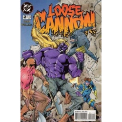 Loose Cannon  Issue 2