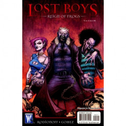 Lost Boys: Reign of Frogs Issue 2