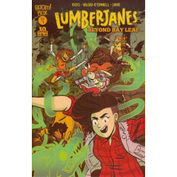 Lumberjanes: Beyond Bay Leaf Issue 1
