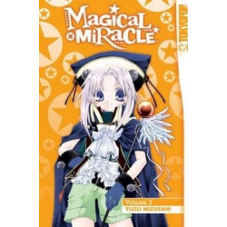 Magical X Miracle  Soft Cover 2
