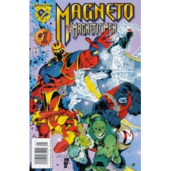 Magneto and the Magnetic Men One-Shot Issue 1