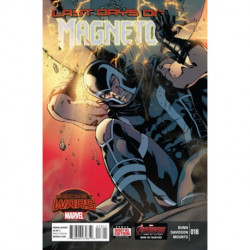 Magneto Vol. 3 Issue 18