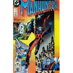 Manhunter  Issue 1
