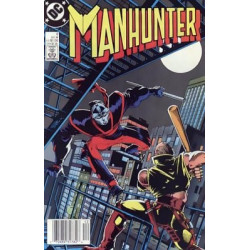 Manhunter  Issue 6