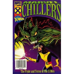 Marvel Chillers The Pryde and Terror of The X-Men One-Shot TPB 1