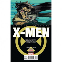 Marvel Knights: X-Men  Issue 3