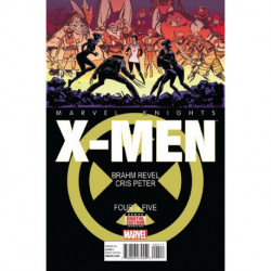 Marvel Knights: X-Men  Issue 4