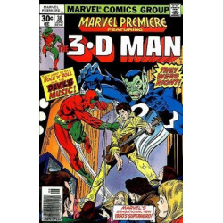 Marvel Premiere  Issue 36