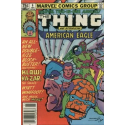 Marvel Two-In-One Vol. 1 Annual 6