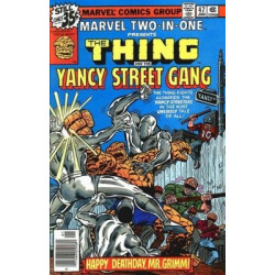 Marvel Two-In-One Vol. 1 Issue 047