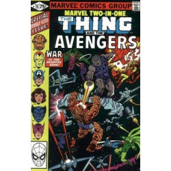 Marvel Two-In-One Vol. 1 Issue 075