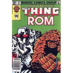 Marvel Two-In-One Vol. 1 Issue 099