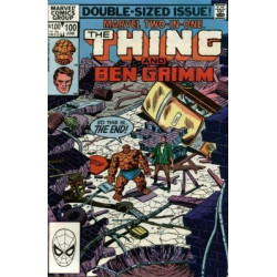 Marvel Two-In-One Vol. 1 Issue 100