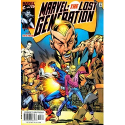 Marvel: The Lost Generation  Issue 03