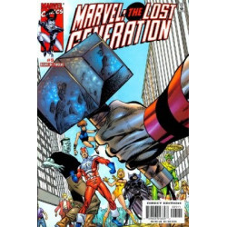 Marvel: The Lost Generation  Issue 05