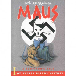 Maus: A Survivor's Tale Issue 1