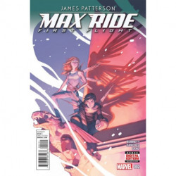 Max Ride: First Flight Issue 2