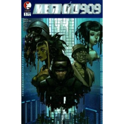 Megacity 909  Issue 1