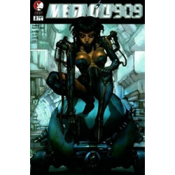 Megacity 909  Issue 2