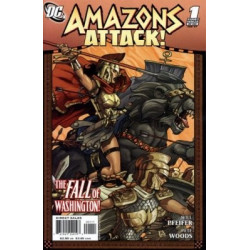 Amazons Attack  Issue 1