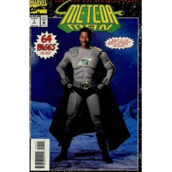 Meteor Man: The Movie  Issue 1