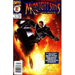Midnight Sons Unlimited  Issue 1