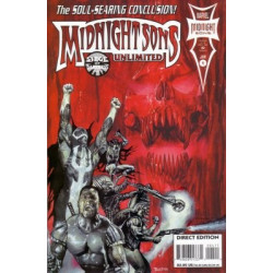 Midnight Sons Unlimited  Issue 4