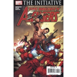 Mighty Avengers Vol. 1 Issue 04