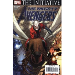 Mighty Avengers Vol. 1 Issue 05