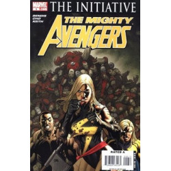 Mighty Avengers Vol. 1 Issue 06