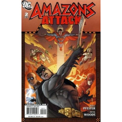 Amazons Attack  Issue 2