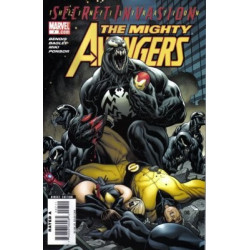 Mighty Avengers Vol. 1 Issue 07