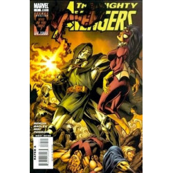 Mighty Avengers Vol. 1 Issue 09