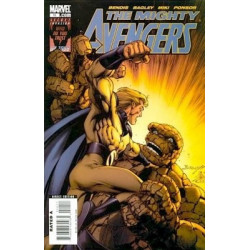 Mighty Avengers Vol. 1 Issue 10