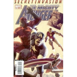 Mighty Avengers Vol. 1 Issue 12