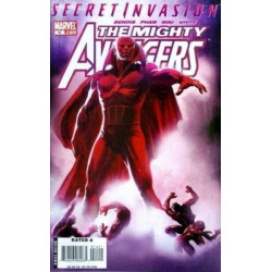 Mighty Avengers Vol. 1 Issue 14