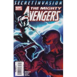 Mighty Avengers Vol. 1 Issue 16