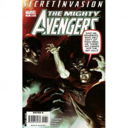 Mighty Avengers Vol. 1 Issue 17