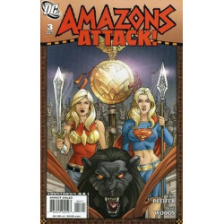 Amazons Attack  Issue 3