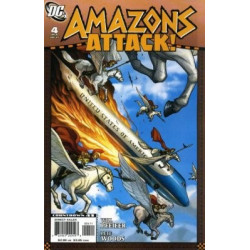 Amazons Attack  Issue 4