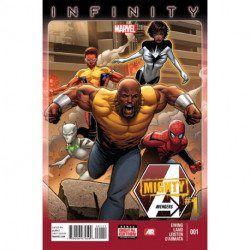 Mighty Avengers Vol. 2 Issue 01