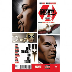 Mighty Avengers Vol. 2 Issue 06