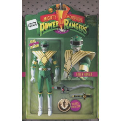 Mighty Morphin Power Rangers Vol. 4 Issue 1f Variant