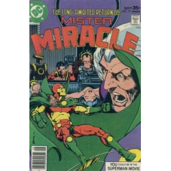 Mister Miracle Vol. 1 Issue 19