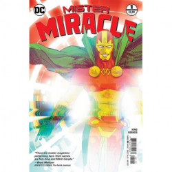 Mister Miracle Vol. 4 Issue 1c Variant