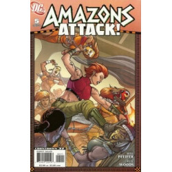 Amazons Attack  Issue 5
